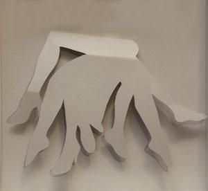 papier découpée / 20x20 / 2010