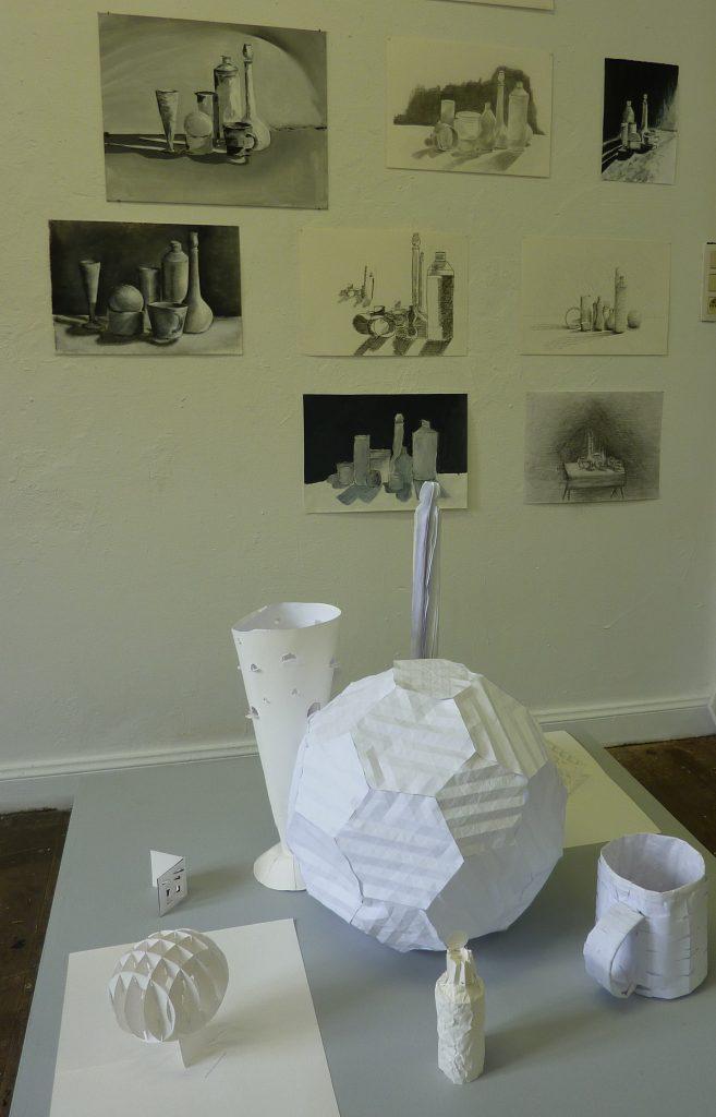 2012 dessin, peinture, sculpture ,gravure formation pluridisciplinaire cycle d'une durée de 3 ans cours du soir académie des Beaux Arts de Tournai