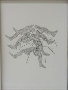 mine graphite / 21x15 cm / 2010
